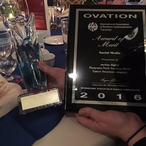Cleaning up the digital category at the @iabctoronto #ovations2016