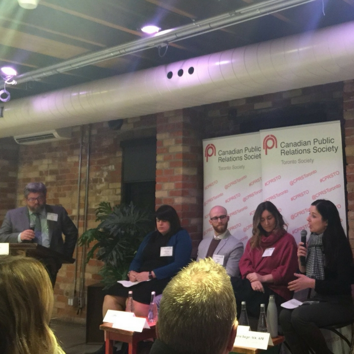 CPRS Toronto measurement event February 2018