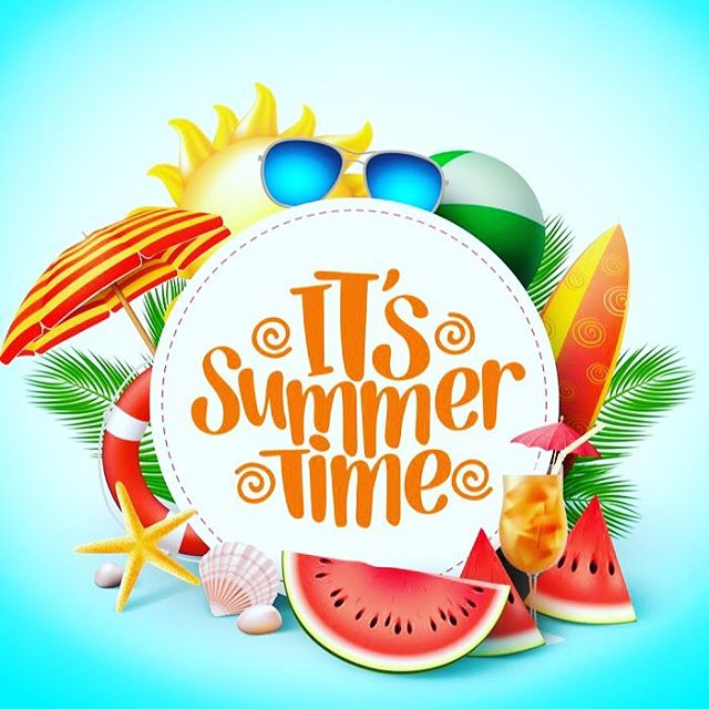 Even though the weather may not totally feel like it, it is officially #summer today! In addition, today will be the longest day of the year so enjoy.  Share any fun plans you have with us for the summer. #summersolstice2018 #summerfun #summer2018 #sunshine
