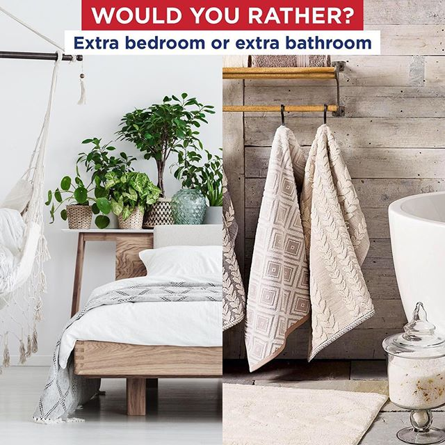 Sometimes the perfect new place means making compromises. @remaxcanada wants to know which would you rather! #ClientLove #REMAXCanada #dreamhome #wouldyourather #liveability