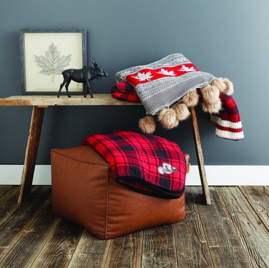 Home Decor Canada: Cold Weather Is Here And It Calls For Cozy Canadiana Home